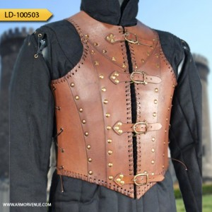 Soldiers Leather Armor