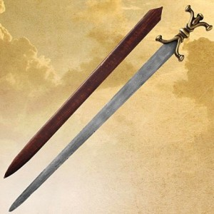 Celtic Battle Sword