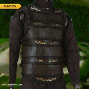 Celtic Lamellar Leather Armour