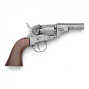 Pocket Old West Revolver