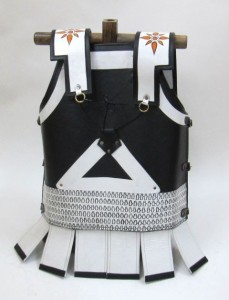 Greek Hoplite Leather Armor