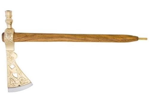 Deluxe Tomahawk Peacepipe