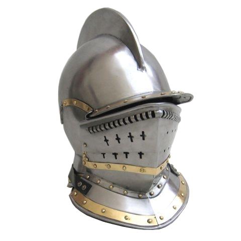 Medieval Burgonet