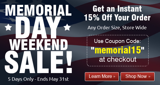 Armor Venue Memorial Day Sale 2016