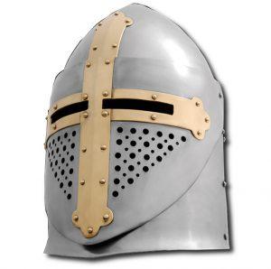 Sugar Loaf Medieval Helmet