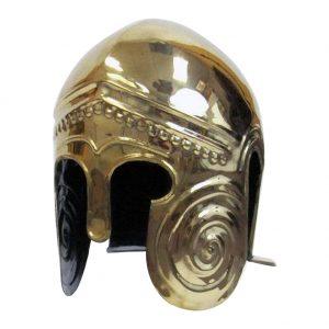 Brass Chalcidian Helmet