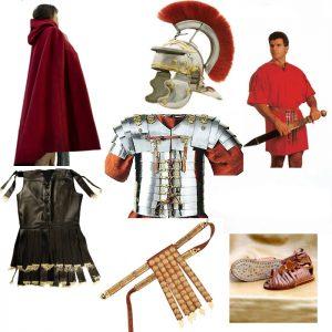 roman centurion costume set