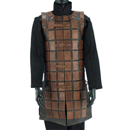 Leather Armor Celtic