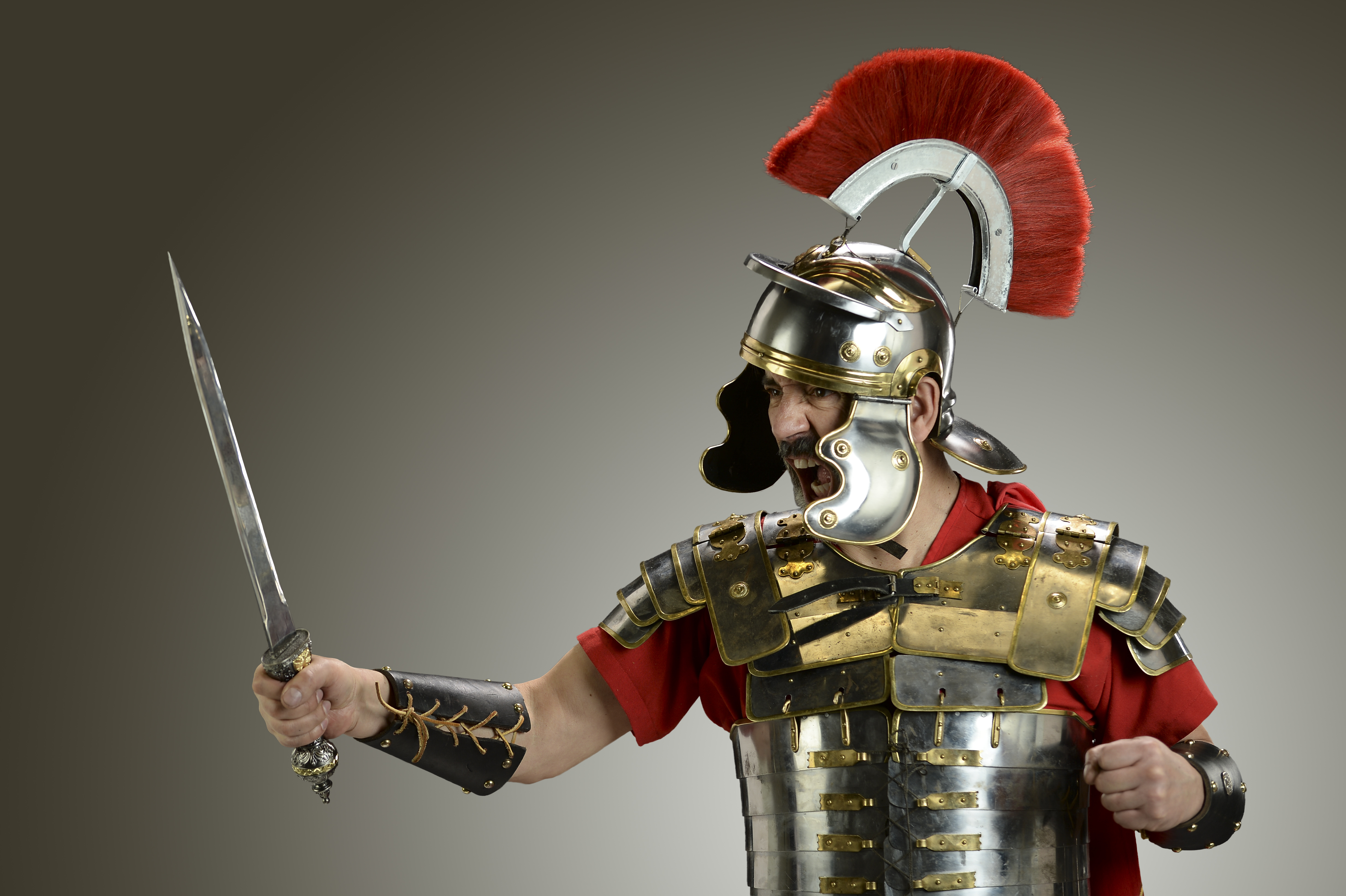 A Brief Introduction to Roman Soldier Costumes